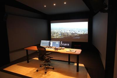 KlevR Sounddesign surround bioscoop-mix facility